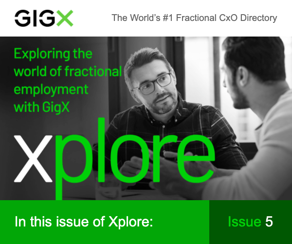 GigX Newsletter: Issue 5